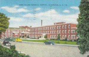 WILMINGTON , North Carolina , 30-40s ; James Walker Memorial Hospital