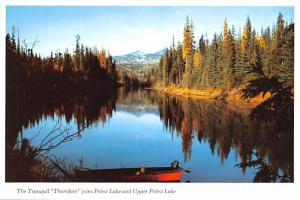 Tranquil Thorofare - Priest Lake & Upper Priest Lake
