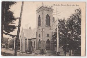 Methodist Church, Sherbrooke PQ