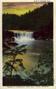 Cumberland Falls State Park Corbin KY unused