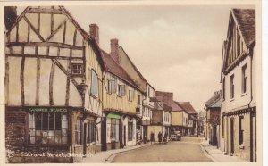 TUCK; SANDWICH, Dover, Kent, England, United Kingdom; Strand Street, 10-20s