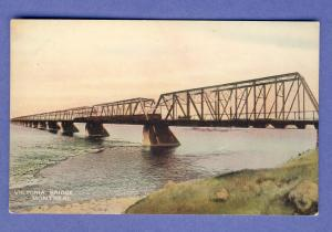 Montreal, Quebec, Canada Postcard, Victoria Bridge