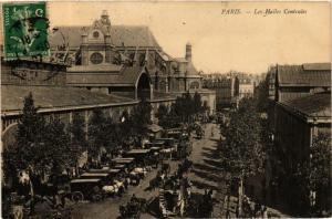 CPA PARIS 1e Les Halles Centrales. (573544)