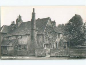 old rppc CHALFONT ST. GILES Chiltern - Buckinghamshire England UK i2109