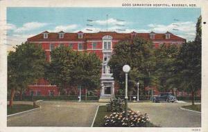 Approach to Good Samaritan Hospital, Kearney, Nebraska, PU- 30-40s