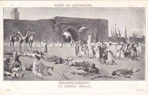 Benjamin Constant Les Derniers Rebelles Musee Du Luxembourg