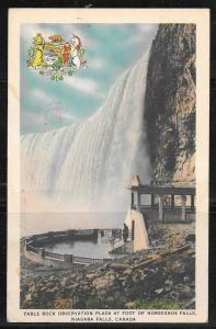 Canada, Niagara Falls, Mailed in 1952