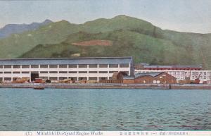 Mitsubishi Dockyard Engine Works , Japan , 1910s