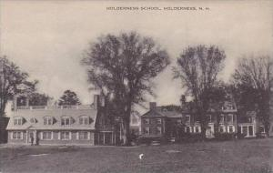 New Hampshire Holderness Holderness School