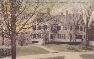 Betsey Moody Cottage Northfield Seminary East Northfield Massachusetts Handco...