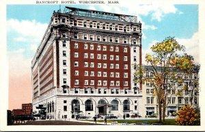 Massachusetts Worcester The Bancroft Hotel
