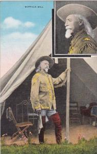 Colonel William Cody Buffalo Bill