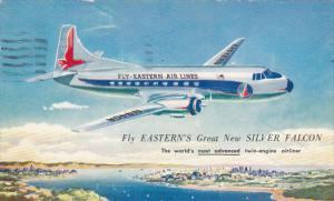 Eastern Air Lines Silver Falcon 1954