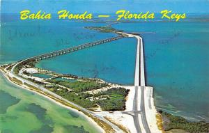 Florida Keys, Bahia Honda, bridge, bruecke pont