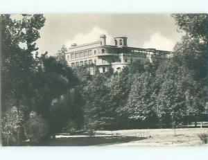 1946 rppc CHAPULTEPEC CASTLE Mexico City MEXICO o1506