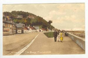 Street and The Quay Promenade,Minehead,Somerset,England,UK 1910-20s
