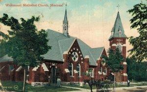 Canada Westmount Methodist Church Montreal 05.50