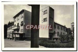 Postcard Old Cvikov Zemsky Ustav TBC