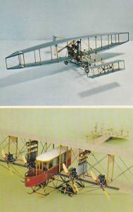 Model Airplanes, A.E.A. Silver Dart, Sikorsky Grand, National Aviation Museum...