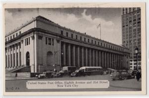 Post Office, NYC