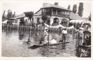 RP: XOCHIMILCO , Mexico  , 1930-40s