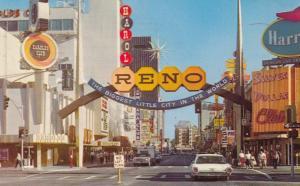 RENO , Nevada , 1968