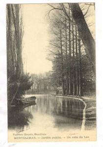 Montélimar , Drôme department , France. 00-10s; Jardin Public.-Un coin du Lac