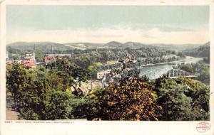 19520 Aerial View of  Brattleboro VT
