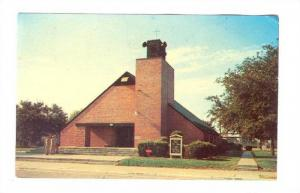 New Depot Chapel, Parris Island, South Carolina, PU-1964