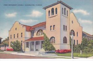 Florida Clearwater First Methodist Church