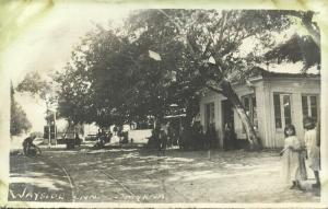 turkey, SMYRNE SMYRNA, Wayside Inn (1930s) RPPC