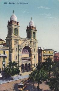 Algeria Alger La Cathedrale