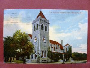 Postcard MO Kansas City First Christian Scientist Church 1910