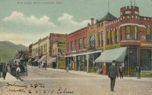 POCATELLO , Idaho , 00-10s ; West Center Street