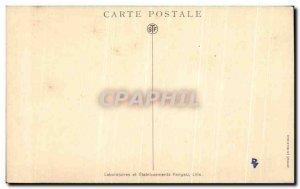 Old Postcard Vigee Lebrun Portrait of I & # 39artiste and daughter Paris Louv...