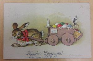 Fritz Baumgarten, Easter