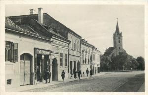 Erdely Sachsisch-Regen Reghin Szaszregen Mures Graf Csaky Ernst Philippi store