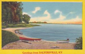 Kentucky Greetings From Salyersville