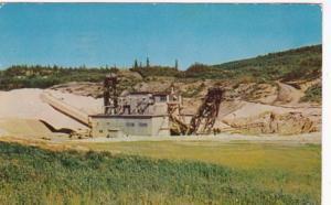 Alaska Ester Gold Dredge 1961