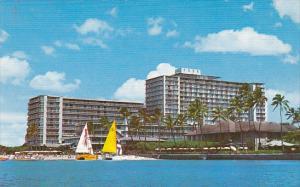 Hawaii The Reef Hotel Waikiki