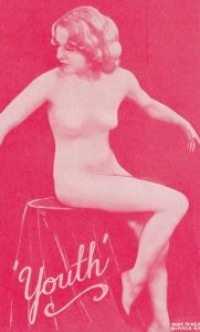 Stripper Pin-Up Girl  , 1940-50s : #5