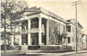 Elks Club, Greensboro, North Carolina,PU-00-10s