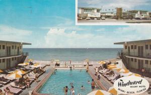 Windward Resort Motel , MIAMI BEACH , Florida , PU-1963 ; Swimming Pool # 4
