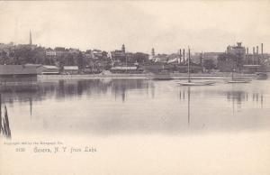 GENEVA , New York from the lake , 1901-07