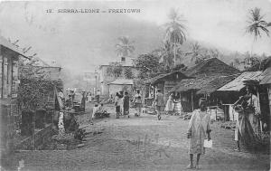 B84982 types folklore   freetown   sierra leone