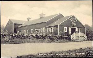 New Milford CT., THEATRE in the Dale (1950s)