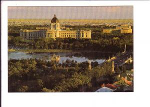 Saskatchewan Legislative Building, Regina Saskatchewan Canada Post Matching 8...