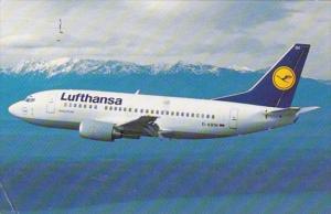 Lufthansa Boeing 737-500 1997
