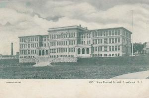 PROVIDENCE , Rhode Island , 1901-07 ; State Normal School