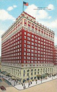 USA Brown Hotel Louisville Kentucky 04.88